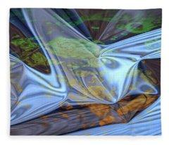 Fly By Night Fleece Blanket