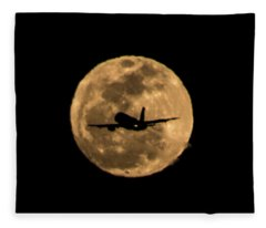 Fly Me Away Fleece Blanket