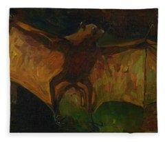 Flying Fox Fleece Blanket