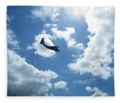 Flypast Fleece Blanket
