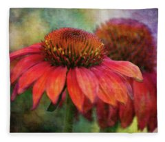 Fondness 2751 Idp_2 Fleece Blanket