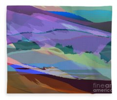 Foothills Fleece Blanket