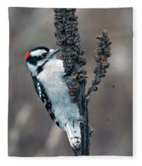Foraging Downy Fleece Blanket