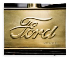 Ford Fleece Blanket