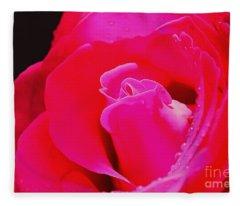 Forever Love Fleece Blanket