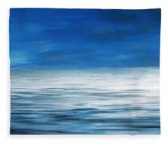 Forever Sea Fleece Blanket