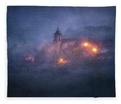 Forgotten Realms Fleece Blanket