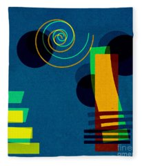 Formes - 03b Fleece Blanket