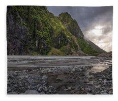Fox River Fleece Blanket