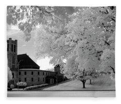Francis Street First United Methodist Church Fleece Blanket