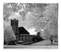 Francis Street First United Methodist Church Fleece Blanket