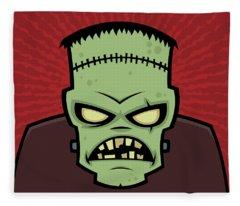 Monsters Fleece Blankets