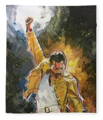 Freddie Fleece Blanket