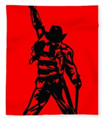 Freddy Krueger Fleece Blanket