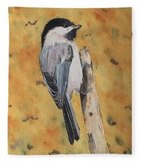Free Bird Fleece Blanket