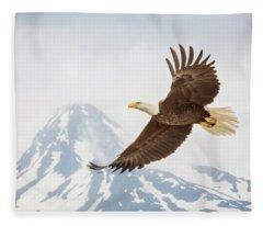 Free Flying Fleece Blanket