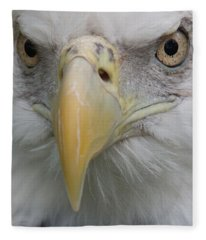 Freedom Eagle Fleece Blanket