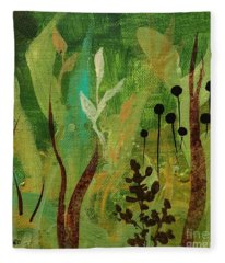 Fresh Air  Fleece Blanket