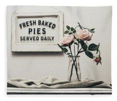 Fresh Baked Fleece Blanket