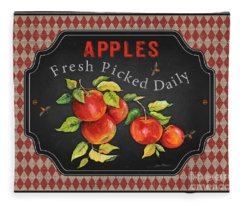 Fresh Fruit-jp3738 Fleece Blanket