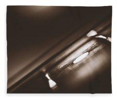 Fretboard Fleece Blanket