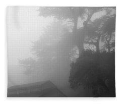 Frisco Fog Fleece Blanket