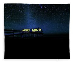 Frisco Pier Fleece Blanket