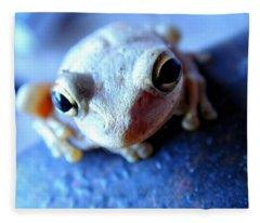 Froggy Fleece Blanket