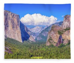 From Artist Point Fleece Blanket