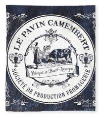 Fromage Label 1 Fleece Blanket