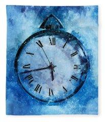 Frozen In Time Fleece Blanket