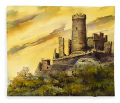 Castle Fleece Blankets