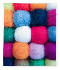 Fuzzy Wuzzies Fleece Blanket