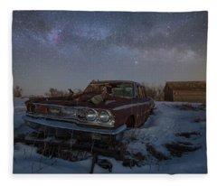 Galaxie 500 II  Fleece Blanket