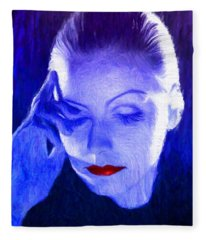 Garbo Fleece Blanket