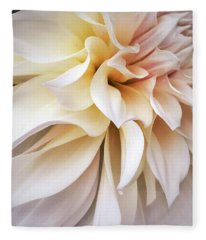 Garden Queen 1 Fleece Blanket