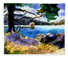 Gatekeeper's Tahoe Fleece Blanket