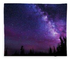 Utah Fleece Blankets