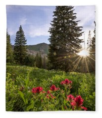 Gem Fleece Blanket