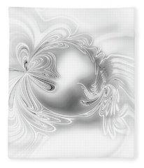 Gemstone Diamond Fleece Blanket