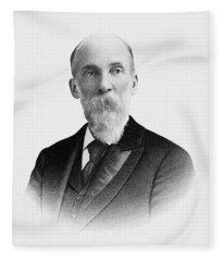 General Joe Wheeler Fleece Blanket