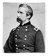 General Joshua Chamberlain  Fleece Blanket