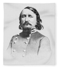 General Pickett - Csa Fleece Blanket