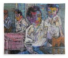 Generations Fleece Blanket