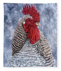 Geoff Fleece Blanket