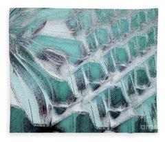 Geomix 18c3-1ba2bl Fleece Blanket