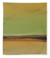 Ghost Ranch Fleece Blanket