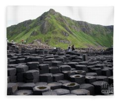 Giants' Causeway Fleece Blanket