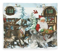 Gifts For All Fleece Blanket