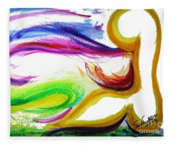 Gimel - Breathe Fleece Blanket